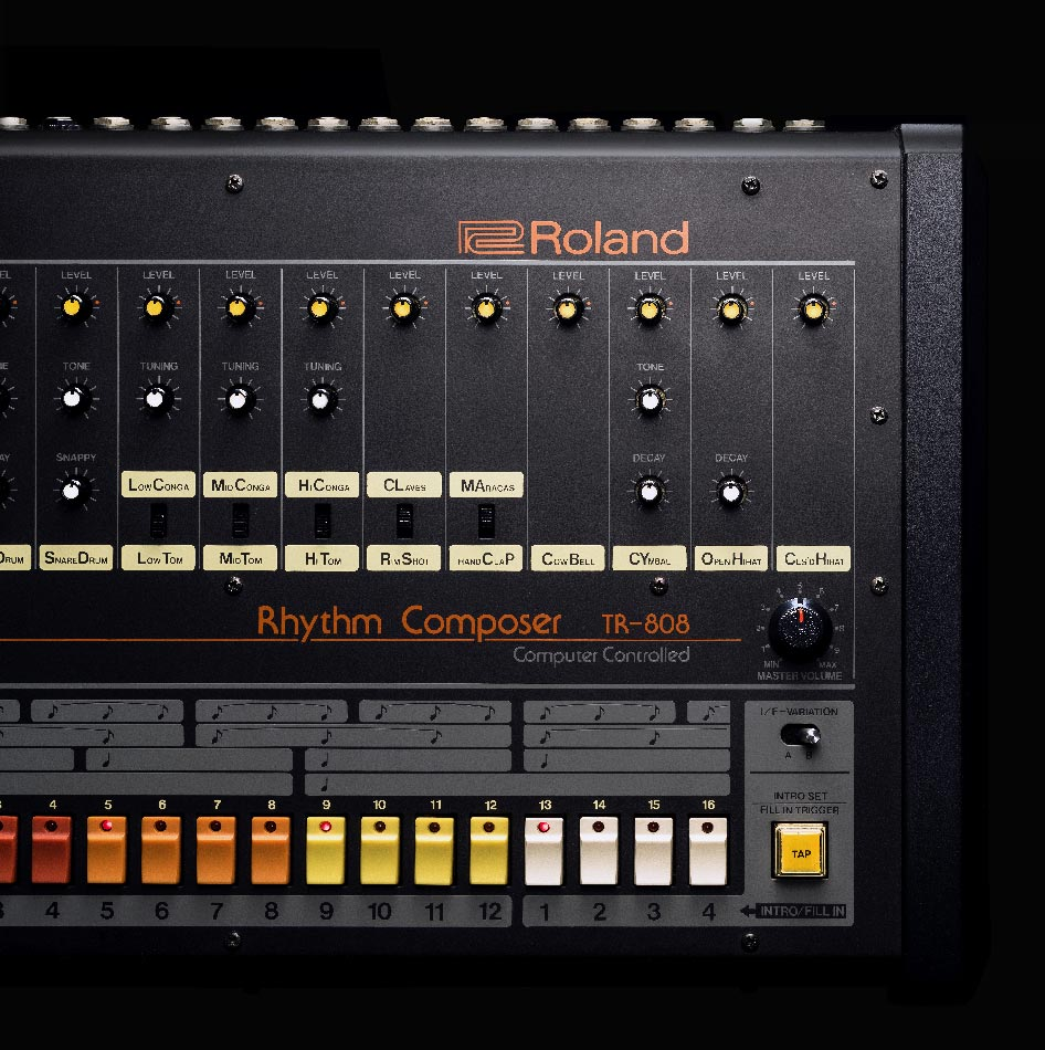 TB-808 - THE SEQUENCER