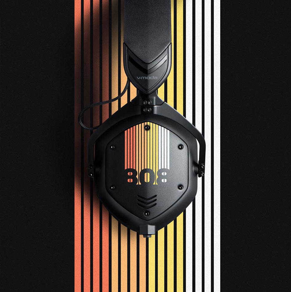 V-MODA M-100 MASTER 808 Headphones