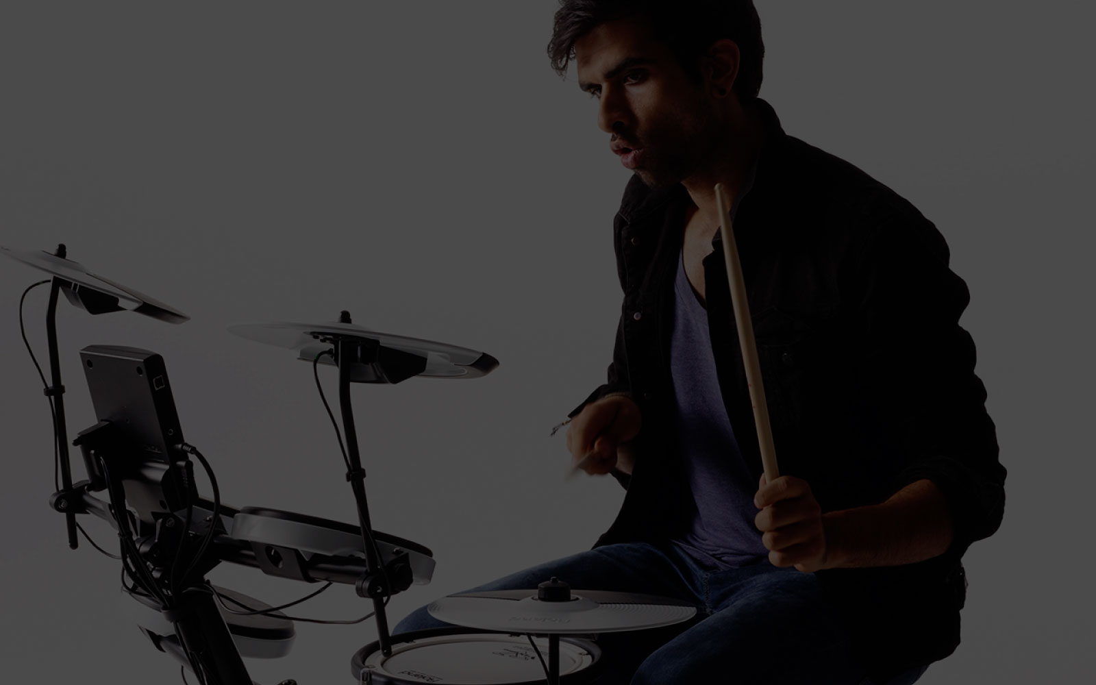 Roland - History - Innovation of V-Drums