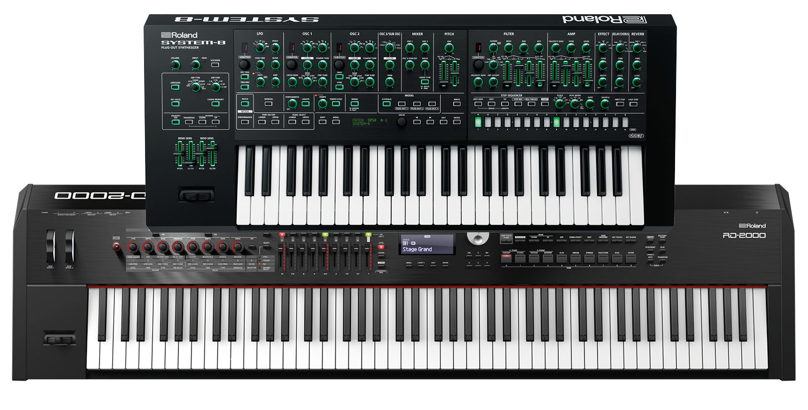 Roland - Roland Keyboard Rigs