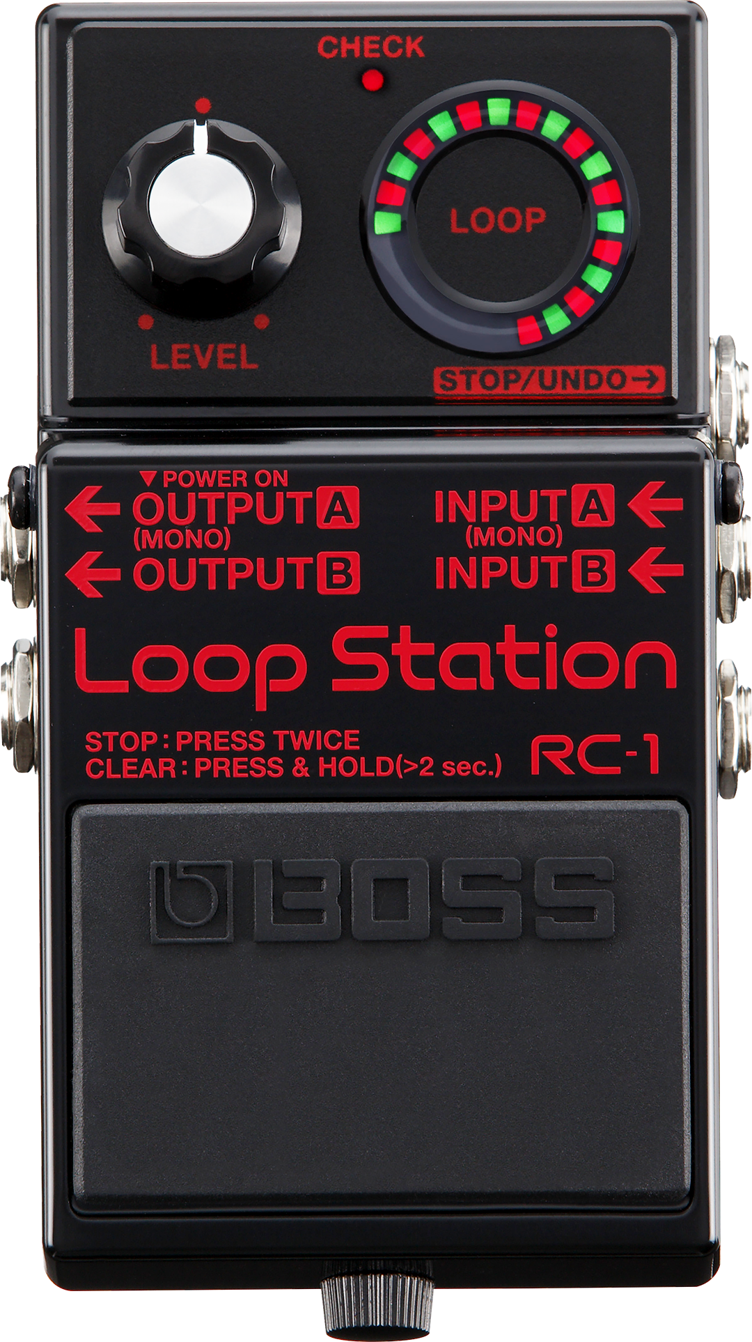 RC-1 Loop Station Limited Edition: RC-1-BK LOOP STATION