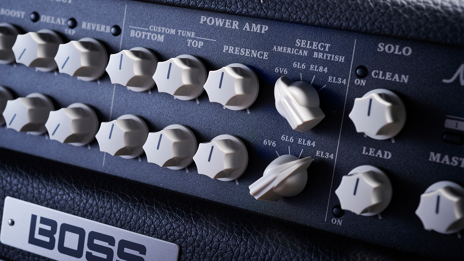 Four Amps in One