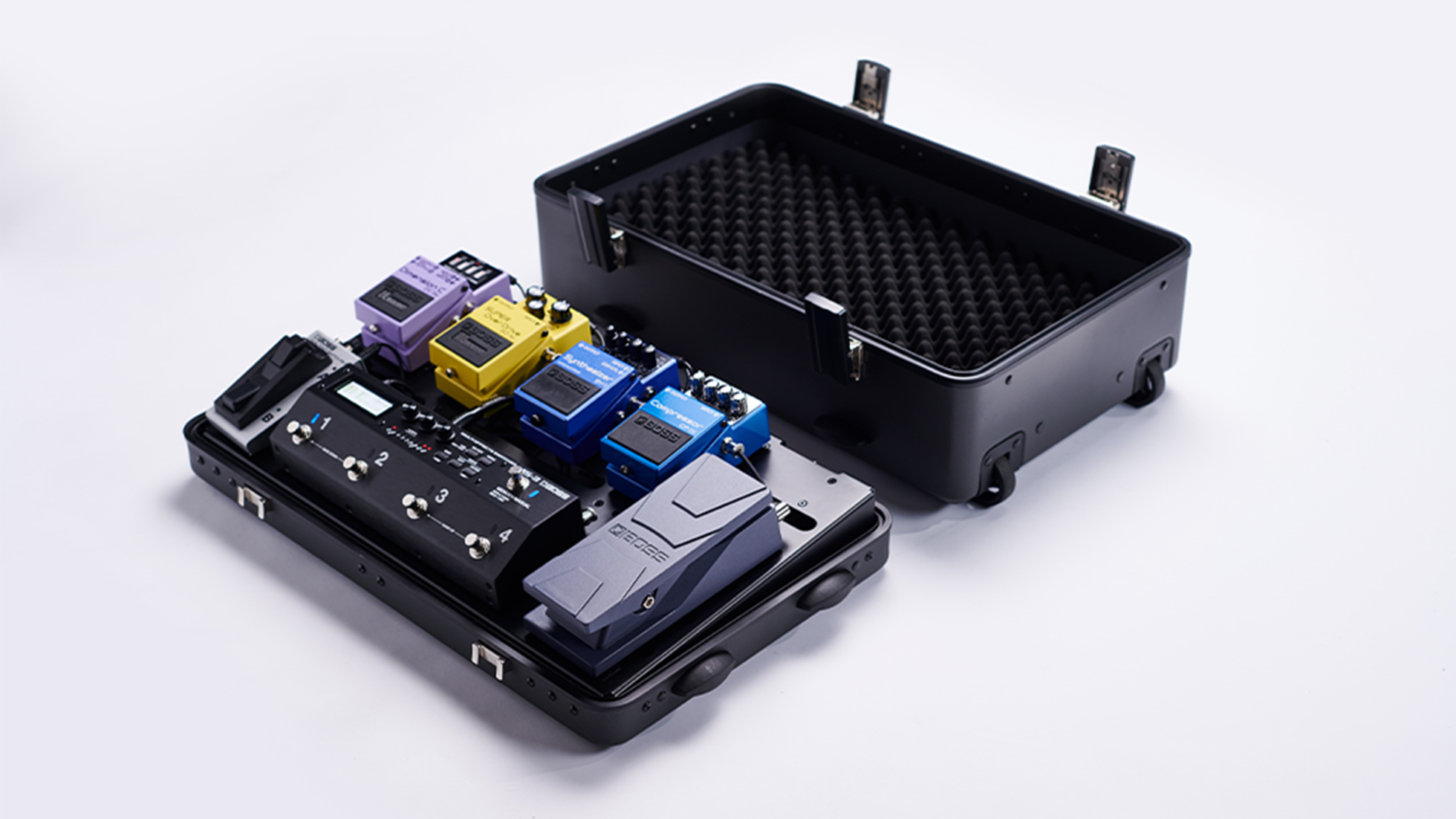 PEDALBOARD SOLUTIONS