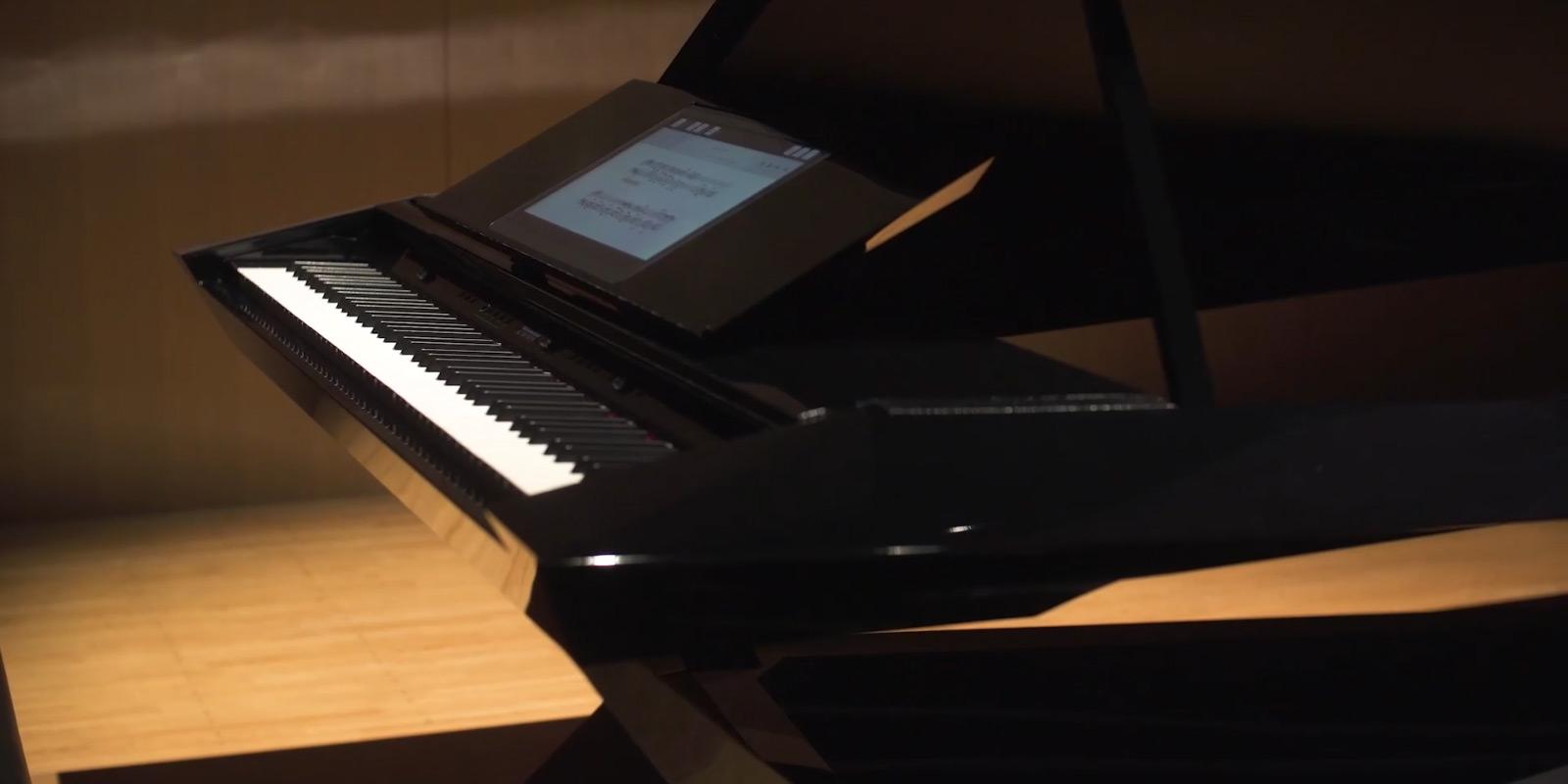 Roland Facet Grand Piano Connectivity