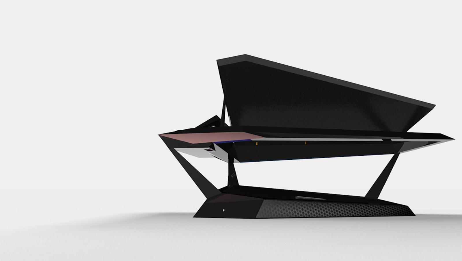 Roland | Roland Facet Grand Piano