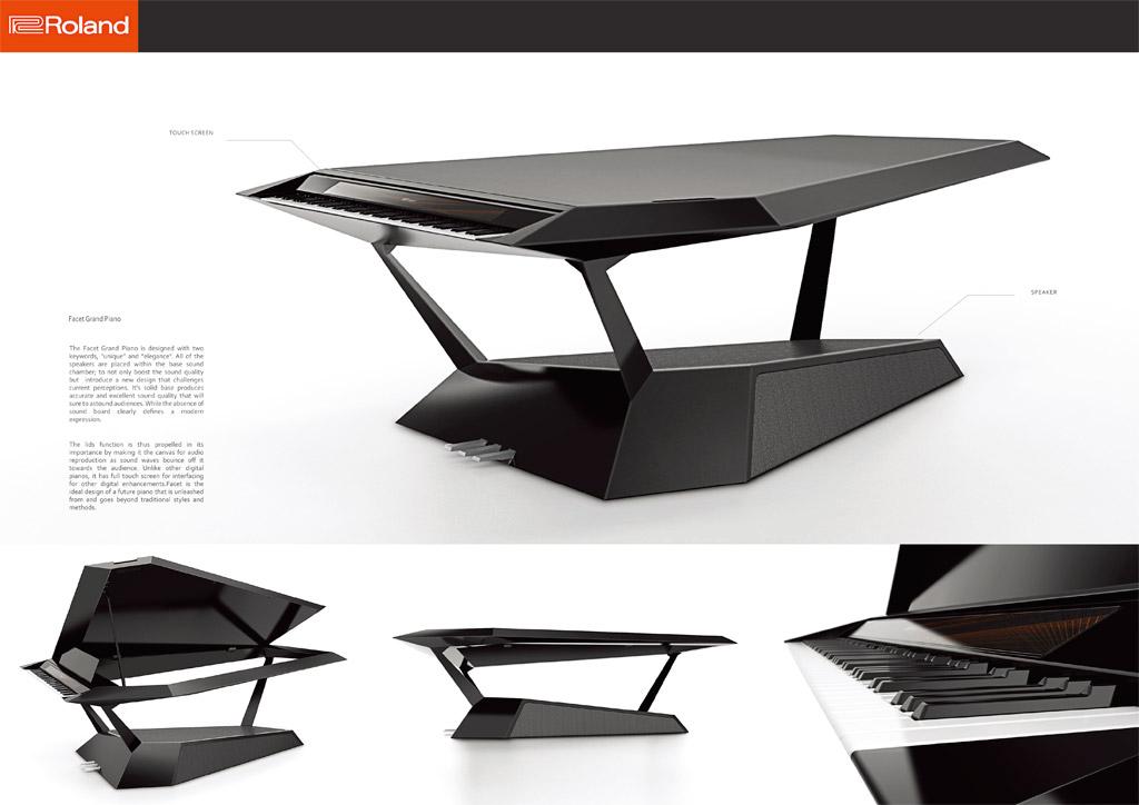 facet design