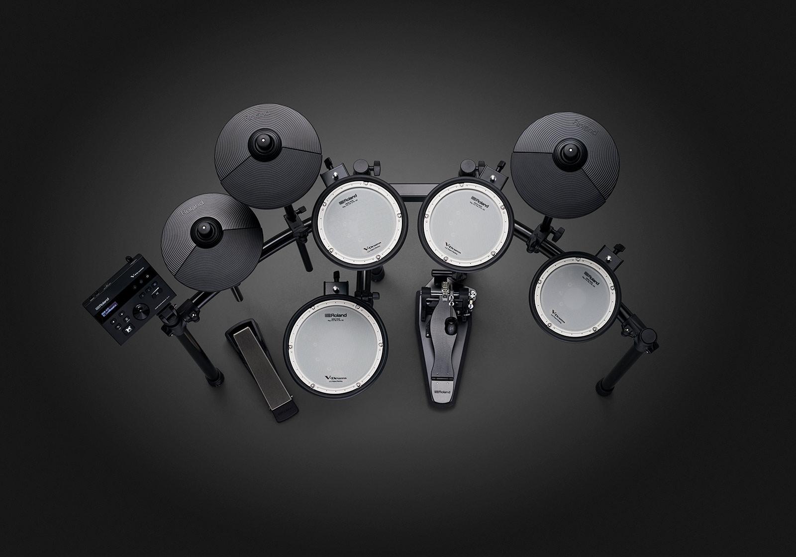 TD-07DMK V-Drums Full Kit