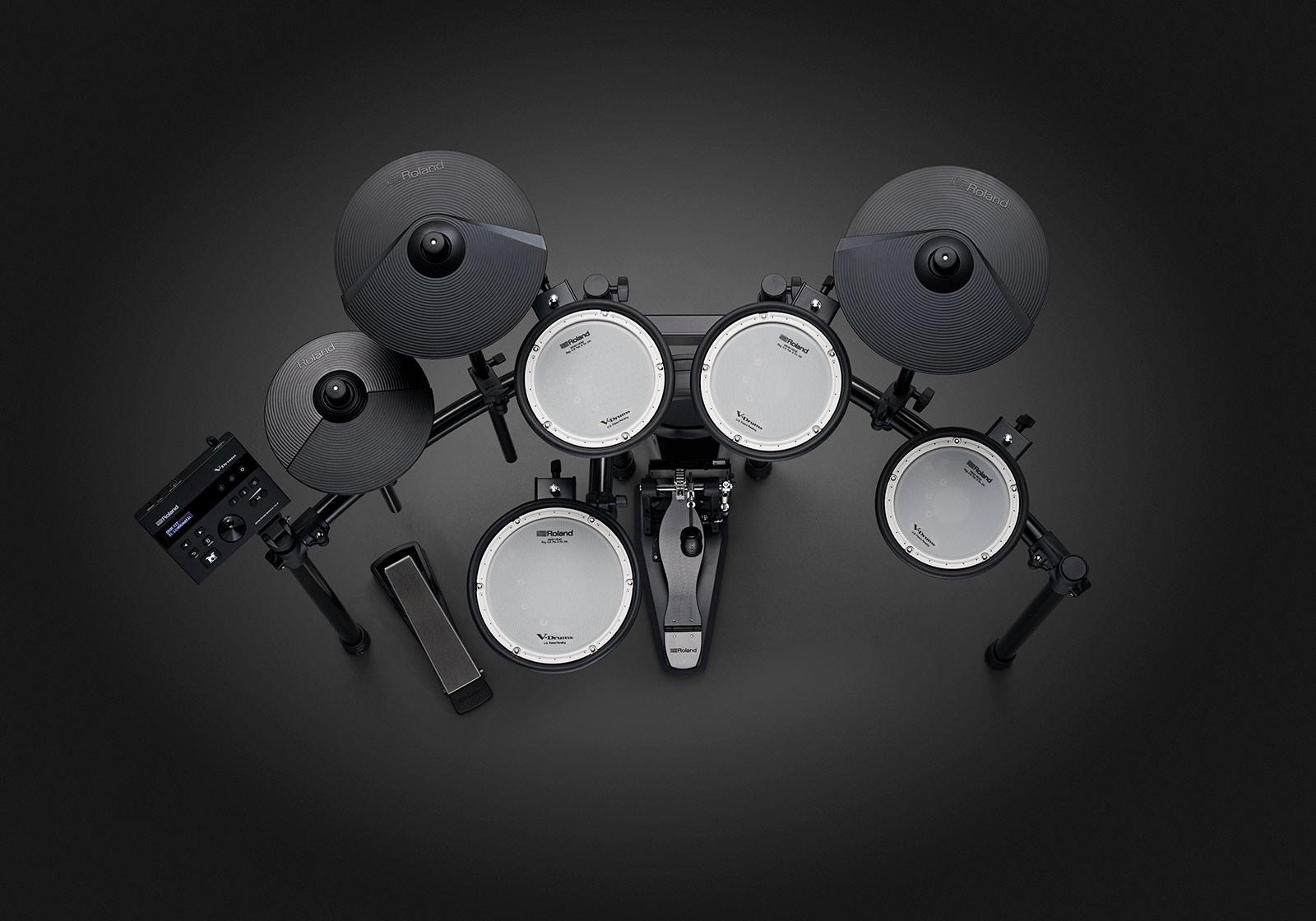 TD-07KV V-Drums Full Kit