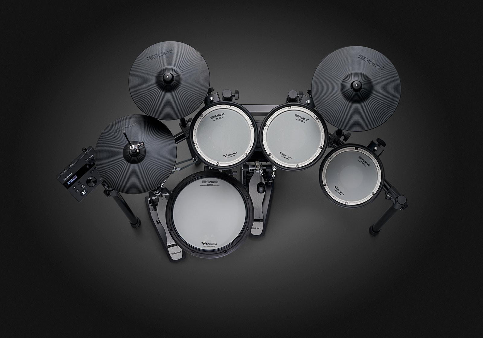 TD-07KVX V-Drums Full Kit