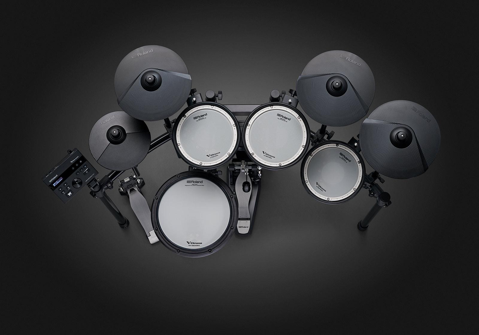 TD-07KX V-Drums Full Kit