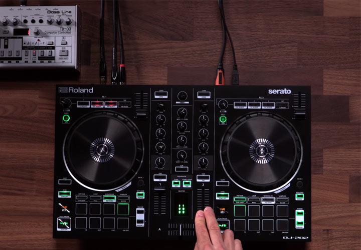 Roland - RESET THE DJ SET | Content