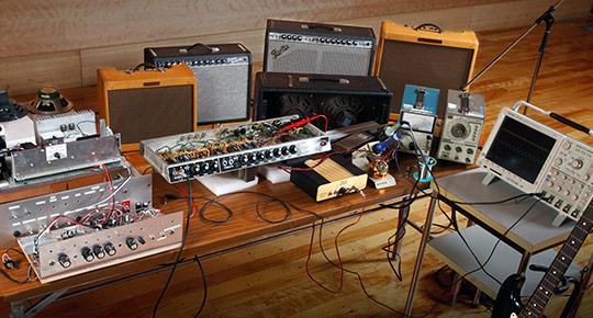Vintage Tube Amplifiers