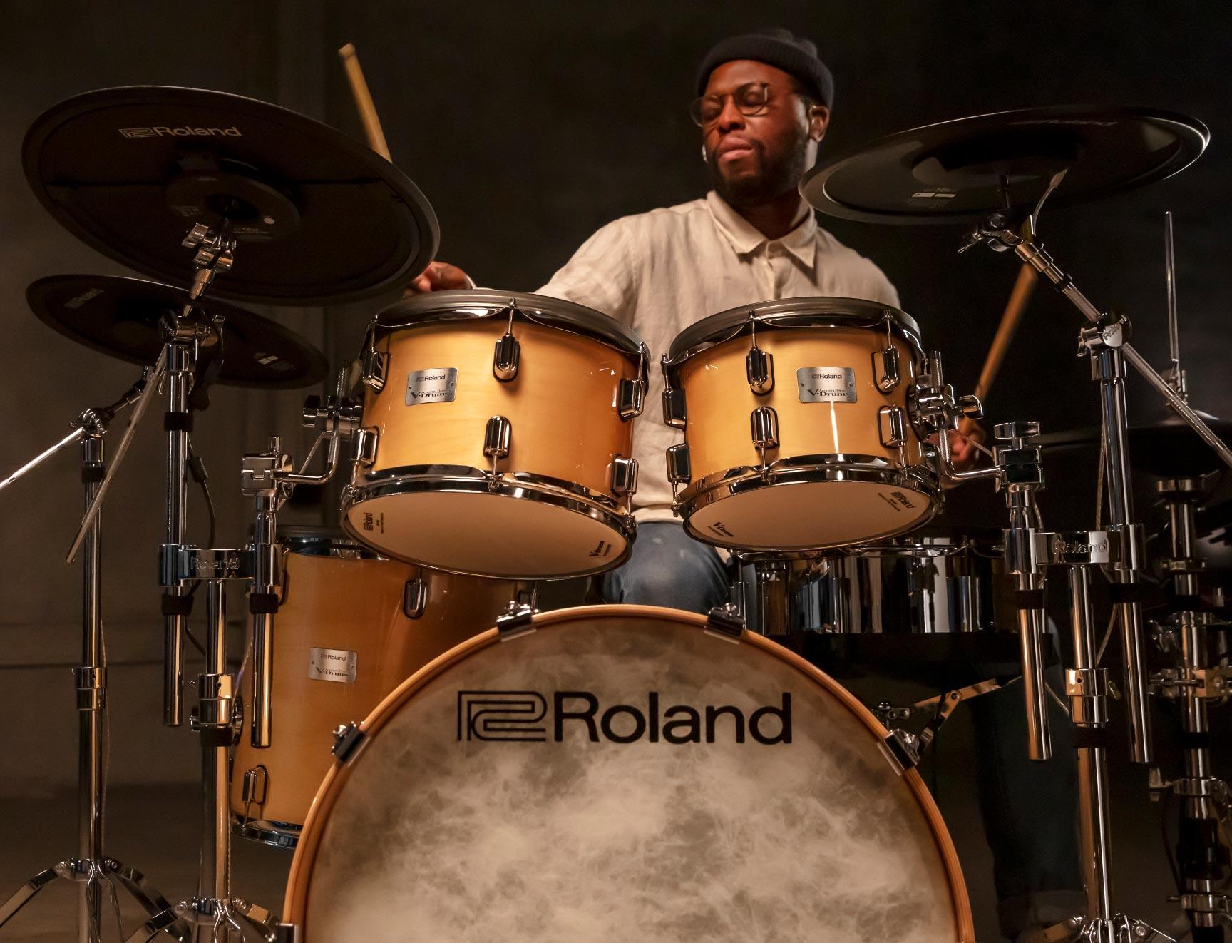 Roland - V-Drums アコースティック・デザイン