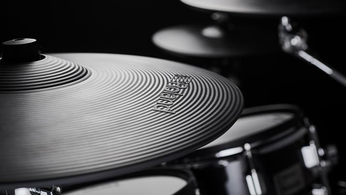 V-Drums Acoustic Design | Bigger (And Thinner) Cymbals