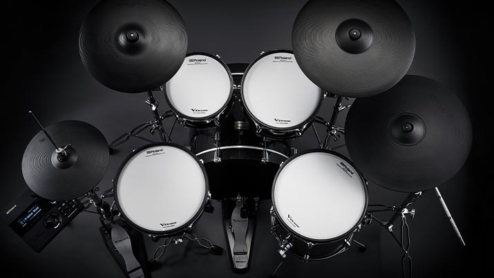 Roland V-Drums Acoustic Design Lineup | VAD506/503 Overview