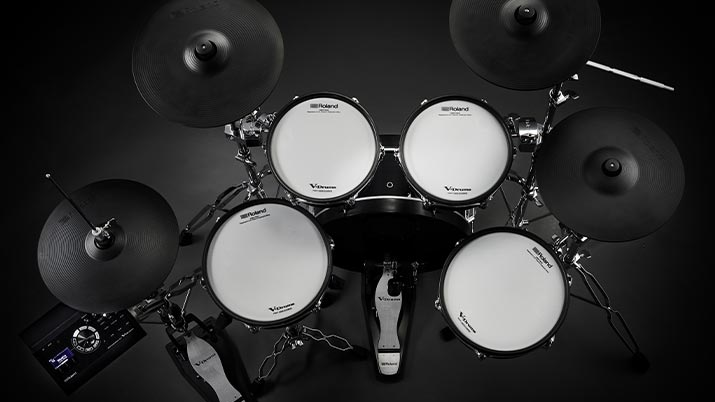 Roland V-Drums Acoustic Design Lineup | VAD306 Overview
