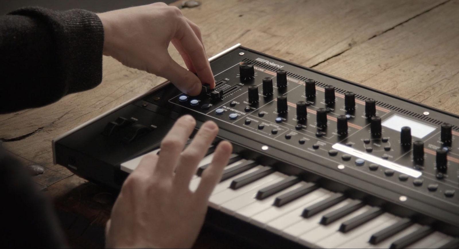JUPITER-Xm Sound Demo