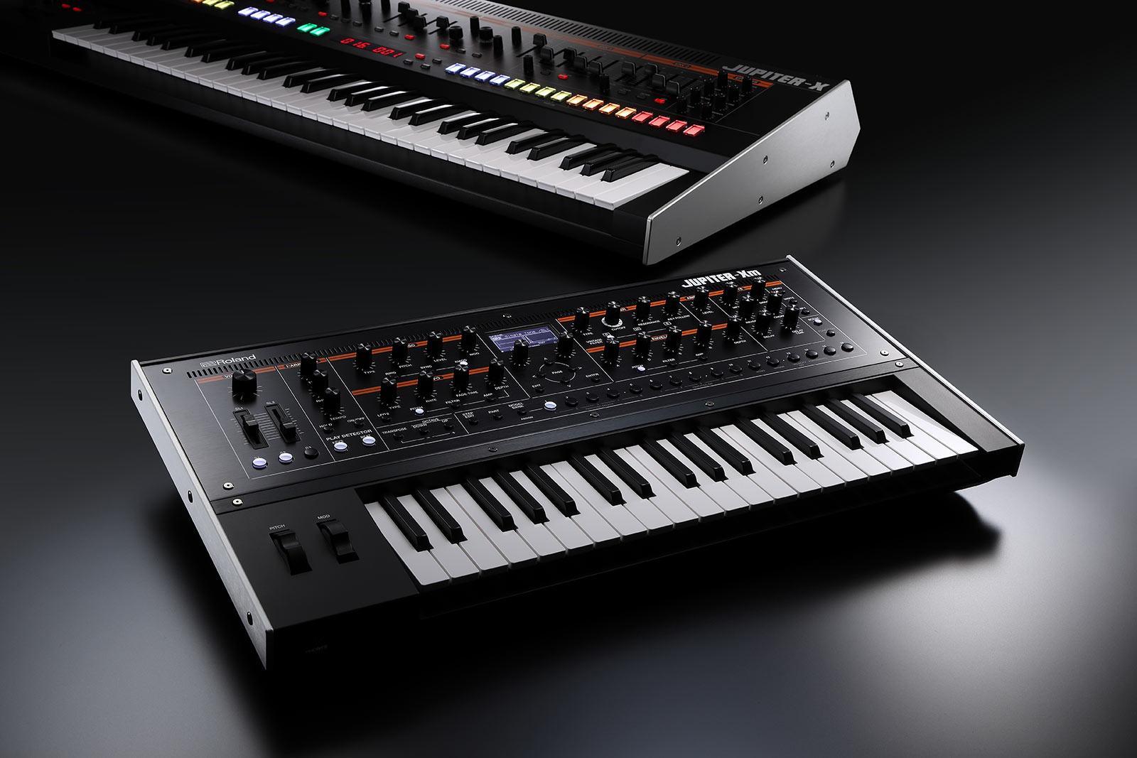 The Roland JUPITER-X & JUPITER-Xm