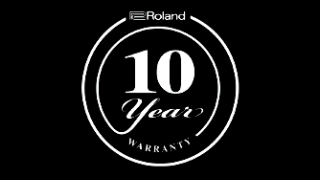 ROLAND'S 10 YEAR DIGITAL PIANO WARRANTY