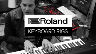 DOWNLOAD OUR GUIDE TO BUILDING THE ULTIMATE ROLAND KEYBOARD RIG