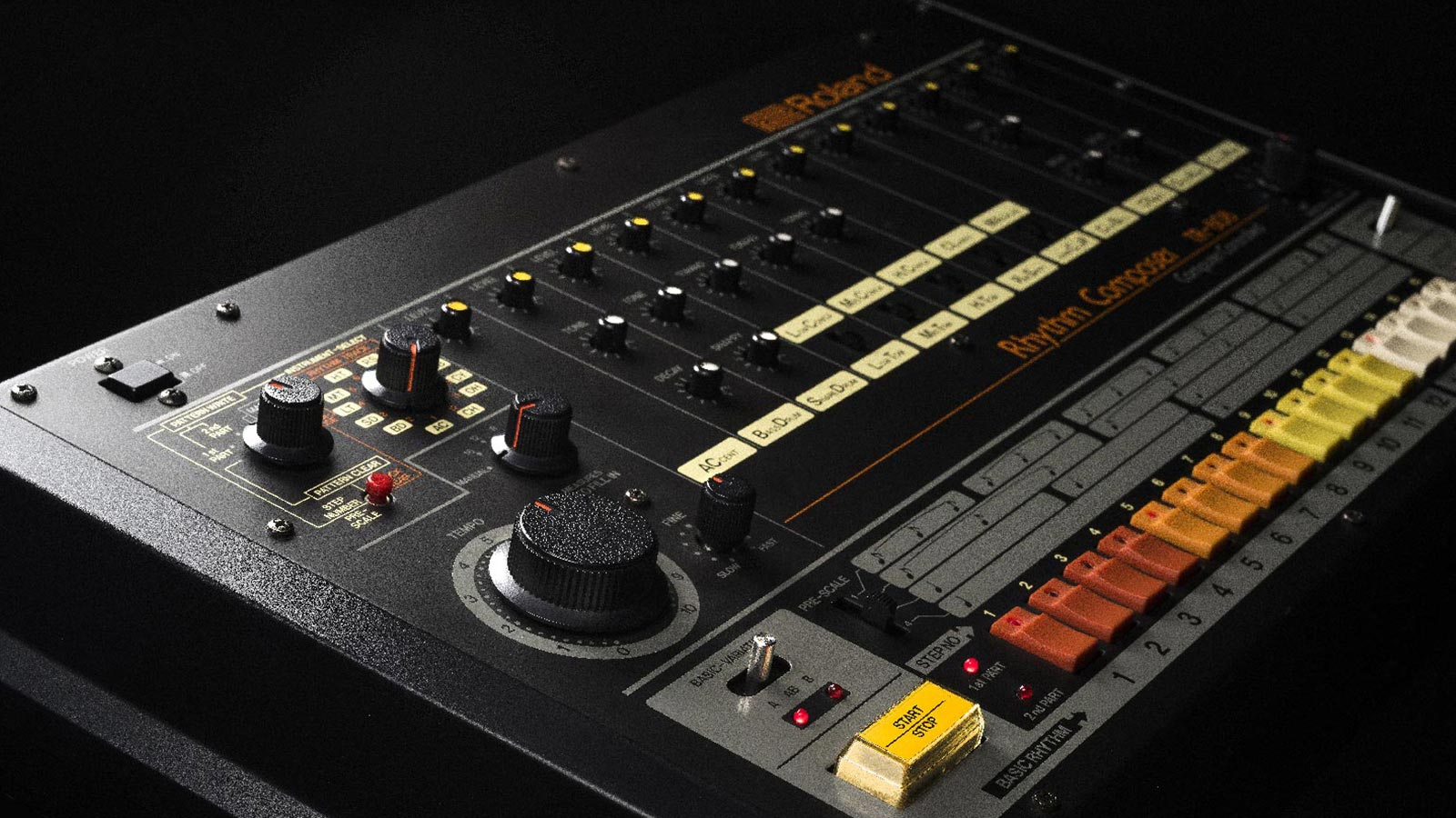 The TR-808 Story
