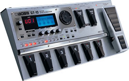 GT-10: Guitar Effects Processor