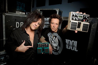 Steve Stevens & Billy Morrison (Photo)