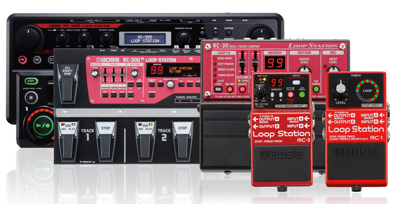 Audio/midi Interfaces Musical Instruments & Gear The Cheapest Price Roland Rc-3