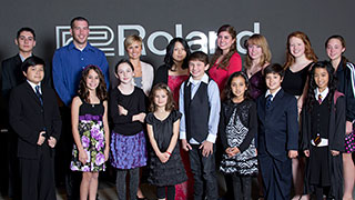 2011 Roland Piano Festival U.S. National Finals