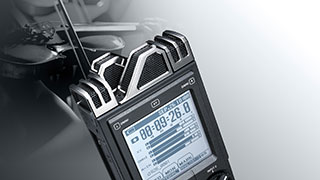 R-26 6-Channel Portable Recorder