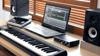 QUAD-CAPTURE USB Audio Interface