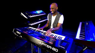 Myron McKinley and the JUPITER-80