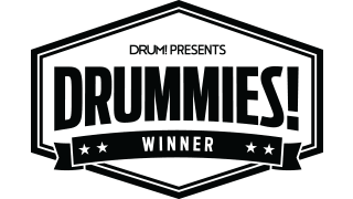 Drum! Magazine Drummies Winner - Best Assorted Electronics 2015
