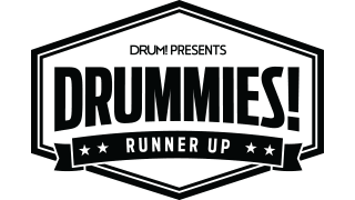 Drum! Magazine Drummies First Runner-up - Best Pads & Triggers 2015