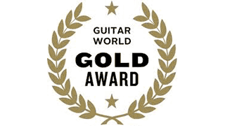 Guitar World - Gold Award for Performance