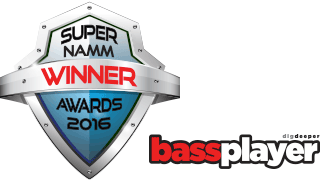 Super NAMM Awards 2016 - Bass Player Magazine