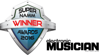 Super NAMM Awards 2016 - Electronic Musician