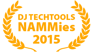 DJ TechTools NAMMies - Best Live Performance Innovation (Tied) 2015
