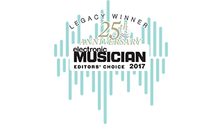 Electronic Musician - Editors' Choice Legacy Award 2017