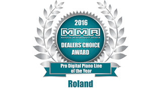 MMR - Dealers' Choice Award 2016