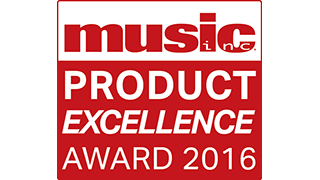 Music Inc. - Product Excellence Award 2016