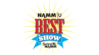 Summer NAMM - Best in Show 2016