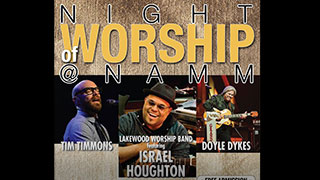 NAMM 2015 Worship Events