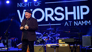 NAMM 2017 Worship Events