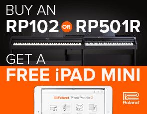 RP102 & RP501R Free iPad mini
