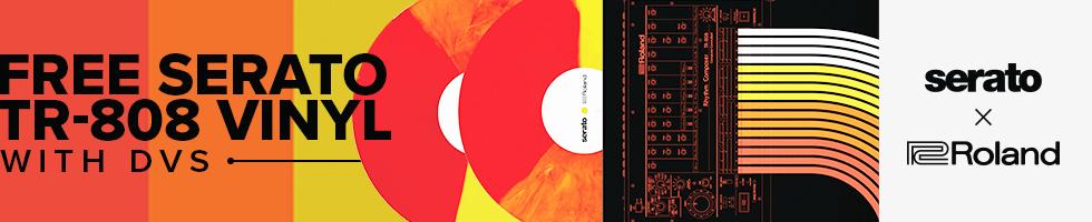Roland - DJ-808   DJ Controller
